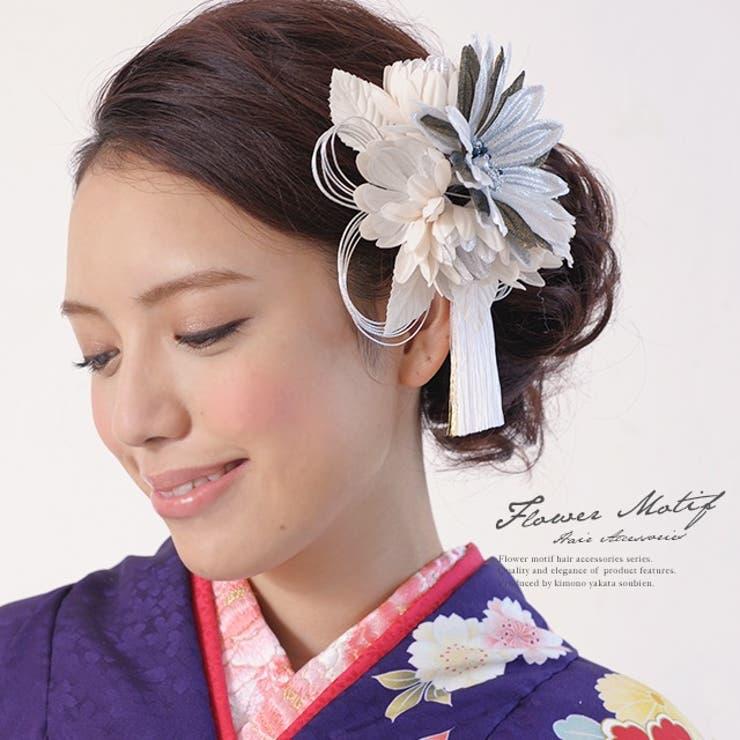 成人式の振袖・卒業式の袴にオススメの髪飾り | 詳細画像