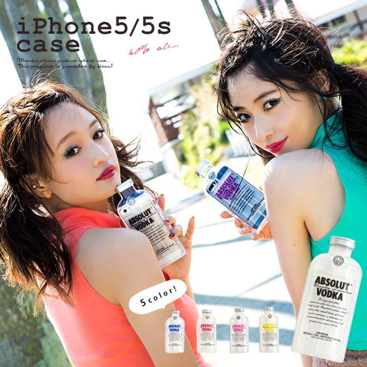 iphone5/5s用のクリアケース | 詳細画像