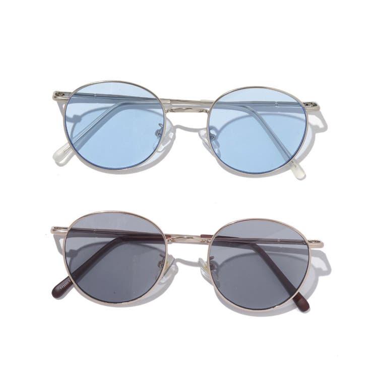 ボストン型サングラス/TY3550-SUN   SPINNS【MEN】   詳細画像1