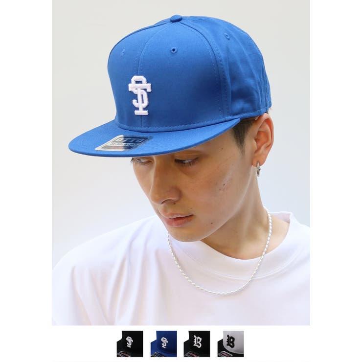 ベースボールキャップ 刺繍 ロゴ | SPINNS【MEN】 | 詳細画像1
