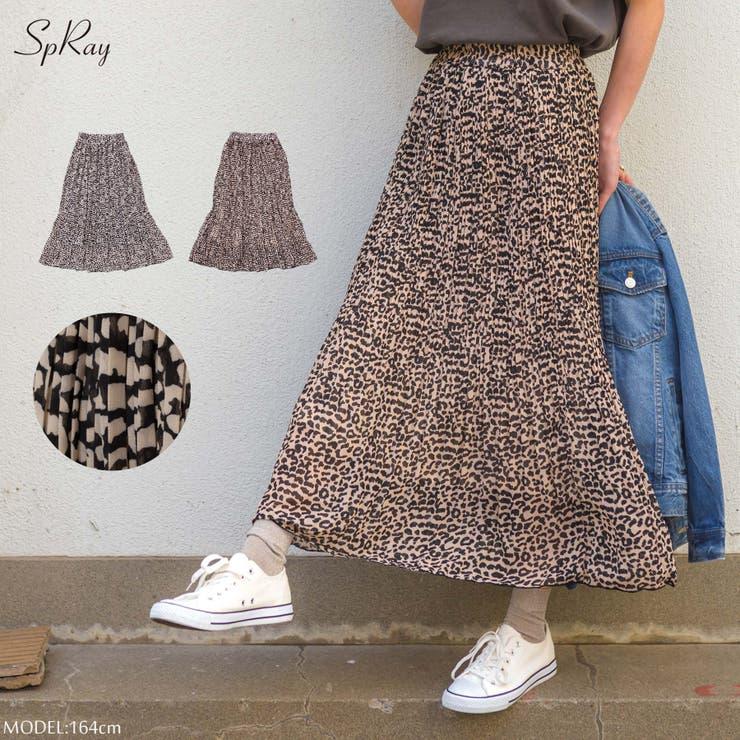 SpRayのスカート/プリーツスカート | 詳細画像