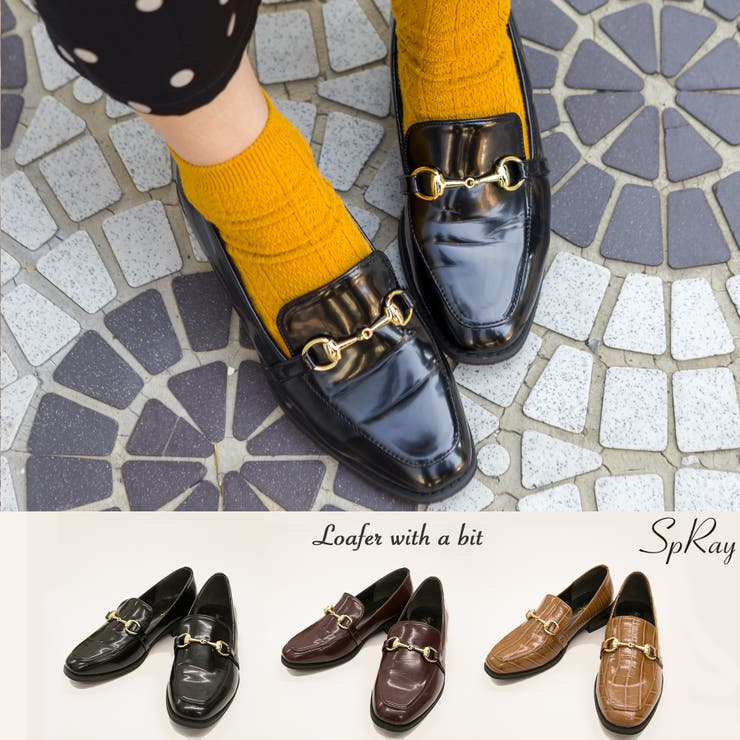 SpRayのシューズ・靴/ローファー | 詳細画像