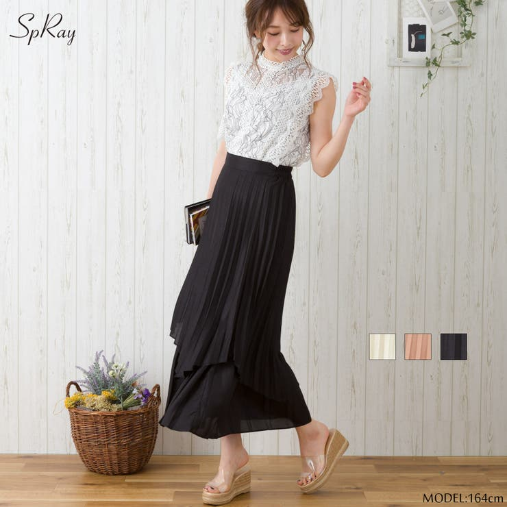 SpRayのスカート/ロングスカート・マキシスカート   詳細画像