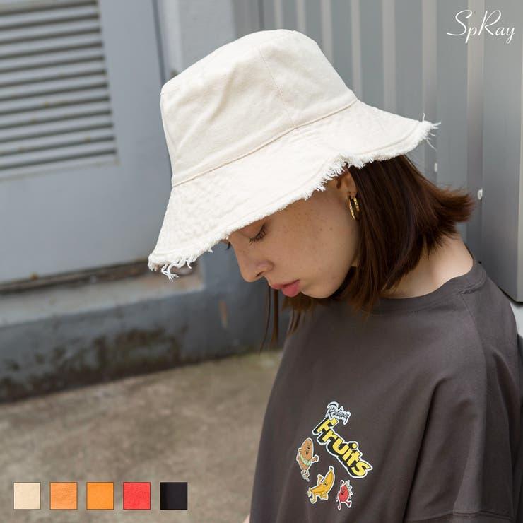 SpRayの帽子/ハット   詳細画像