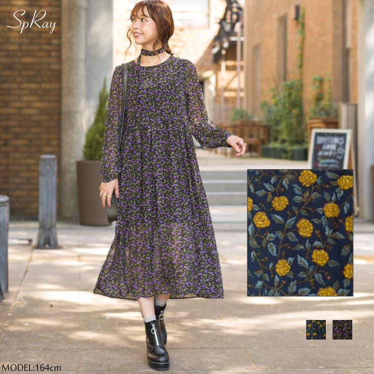 SpRayのワンピース・ドレス/ワンピース | 詳細画像