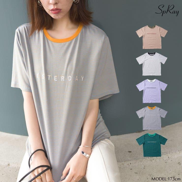 SpRayのトップス/Tシャツ   詳細画像