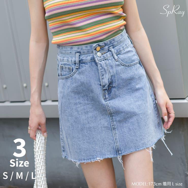 SpRayのスカート/ミニスカート | 詳細画像