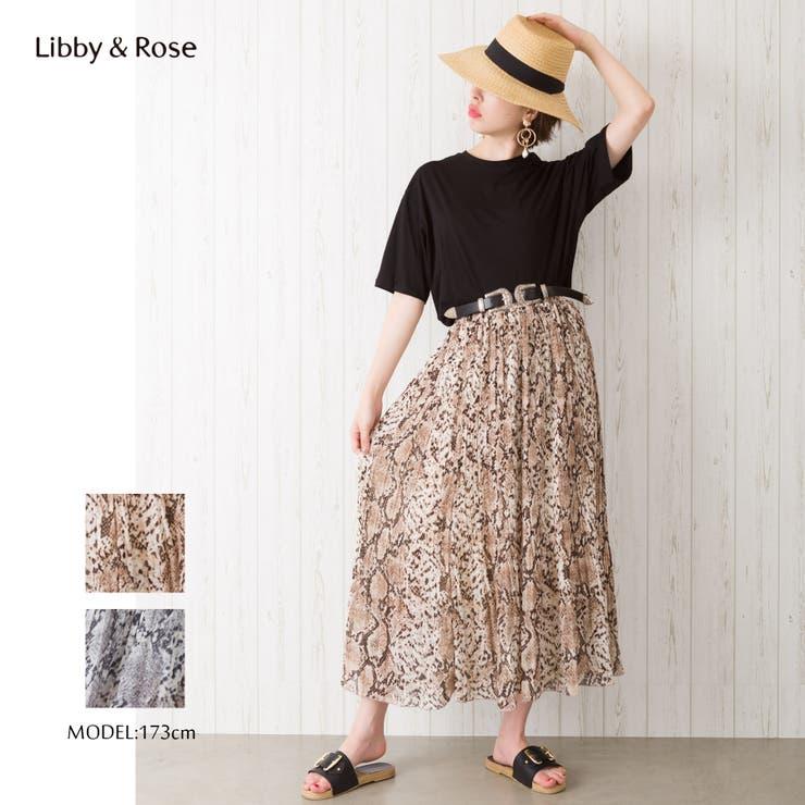 Libby&Roseのスカート/ロングスカート   詳細画像