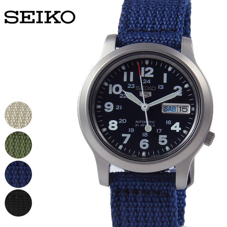 【アイテム】腕時計 ユニセックス 日本製 SEIKO5 オートマチック 腕時計 AUTOMATIC セイコーファイブミリタリーウォッチ メンズ レディース ユニセックス 男性 女性 男女兼用【ブランド】SEIKO セイコー