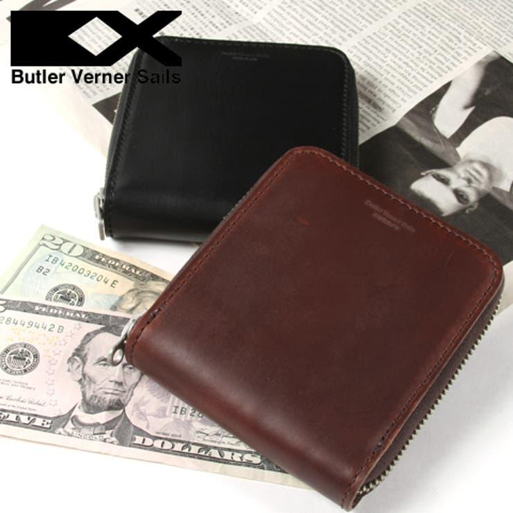 【二つ折り財布 ウォレット】日本製 本革 HORWEEN レザー ラウンド ZIP 二つ折り 財布 ウォレット ジップ マット 牛革ホーウィン メンズ レディース 男性