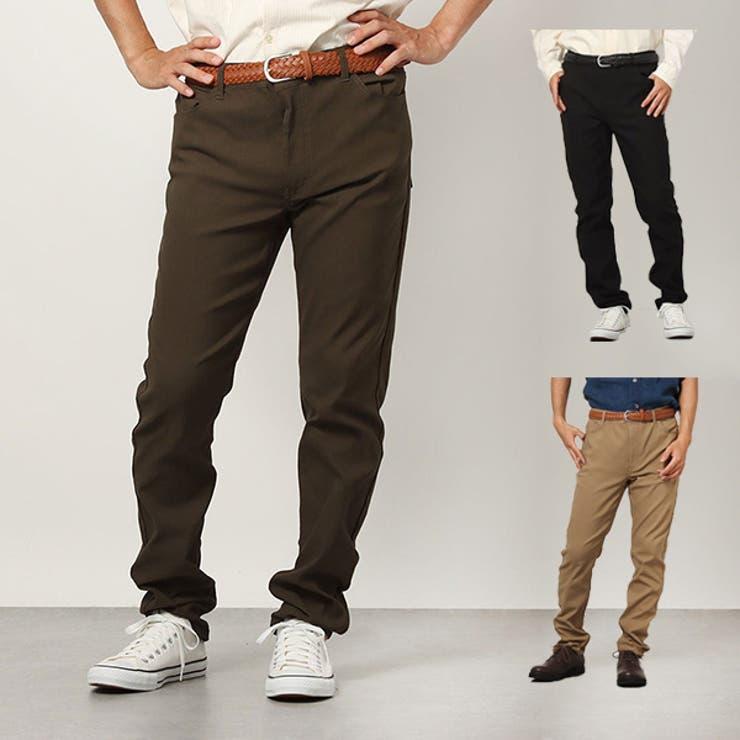 スキニーパンツ カジュアルパンツ ストレッチ | Style Block MEN | 詳細画像1