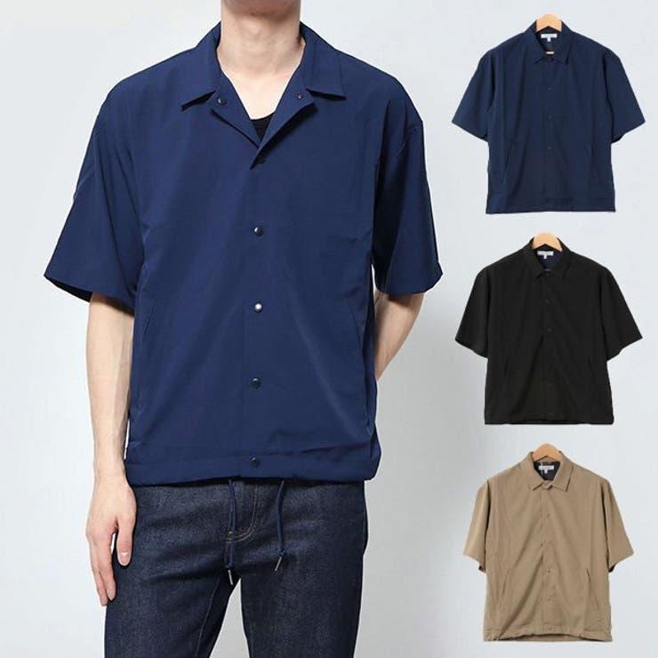 ドライストレッチコーチシャツの商品イメージ | 詳細画像