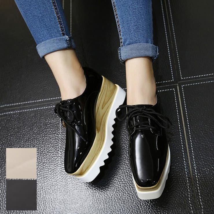 シューズ 靴 厚底スニーカー   STYLEBLOCK   詳細画像1