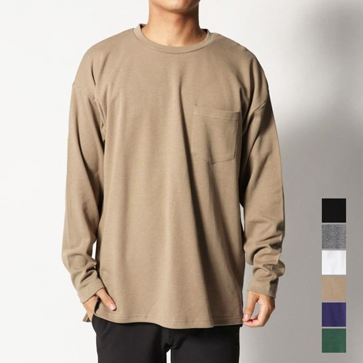 Tシャツ カットソー 長袖 | Style Block MEN | 詳細画像1
