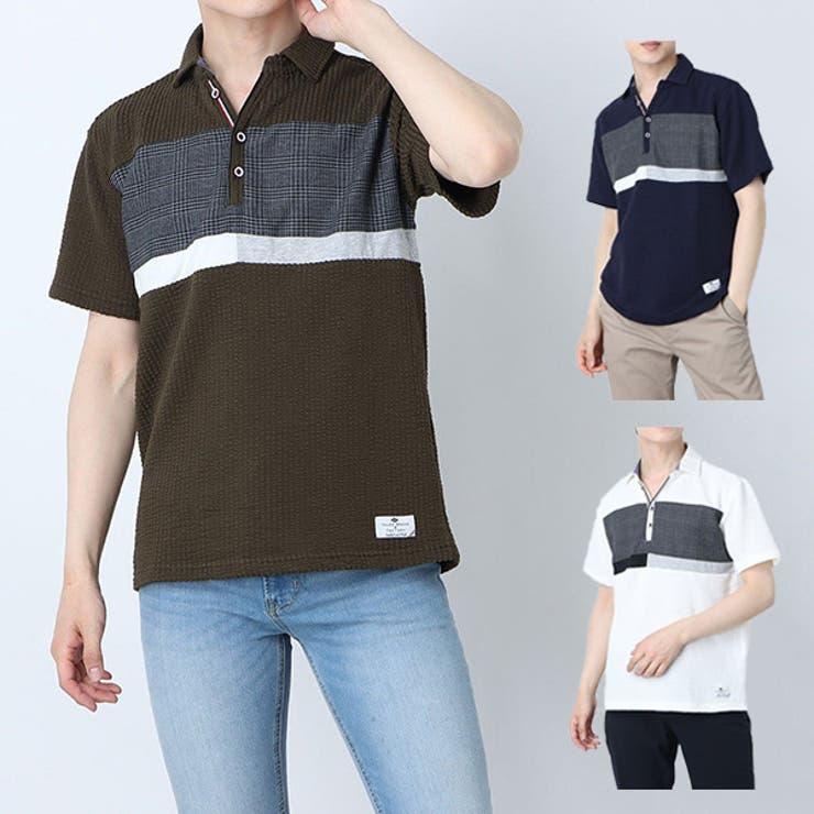 ポロシャツ ゴルフウェア スポーツ | Style Block MEN | 詳細画像1