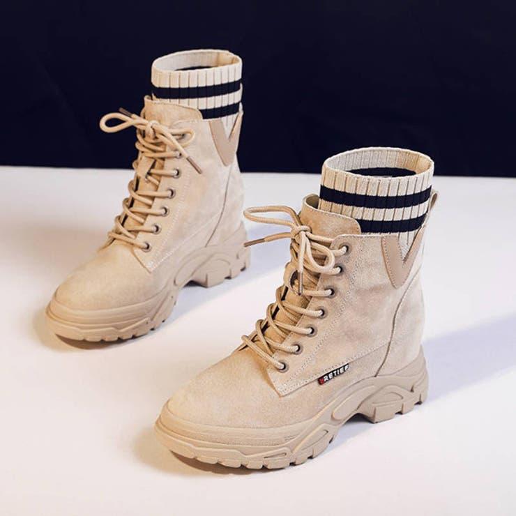 ブーツ ショート ソックス | STYLEBLOCK | 詳細画像1