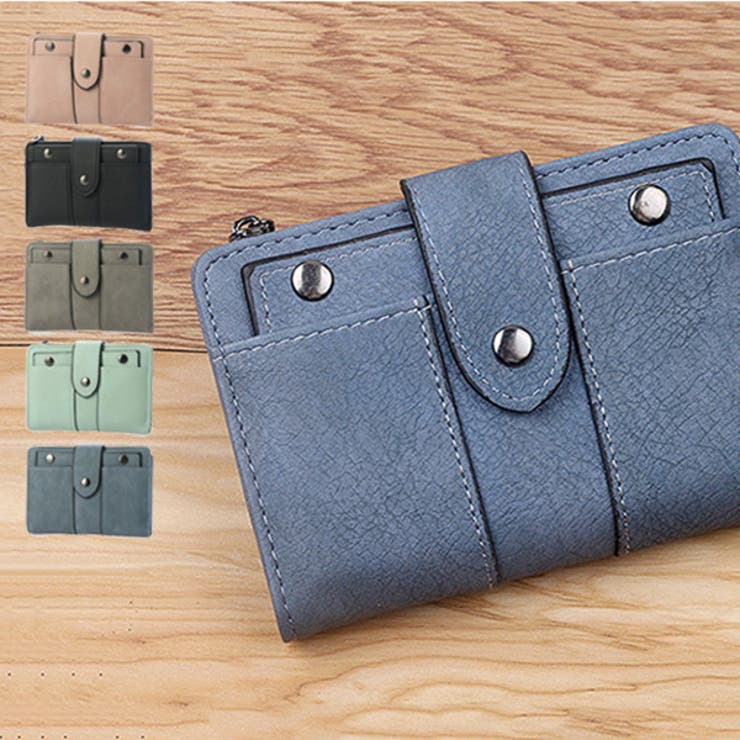 財布 二つ折り 短財布 | STYLEBLOCK | 詳細画像1