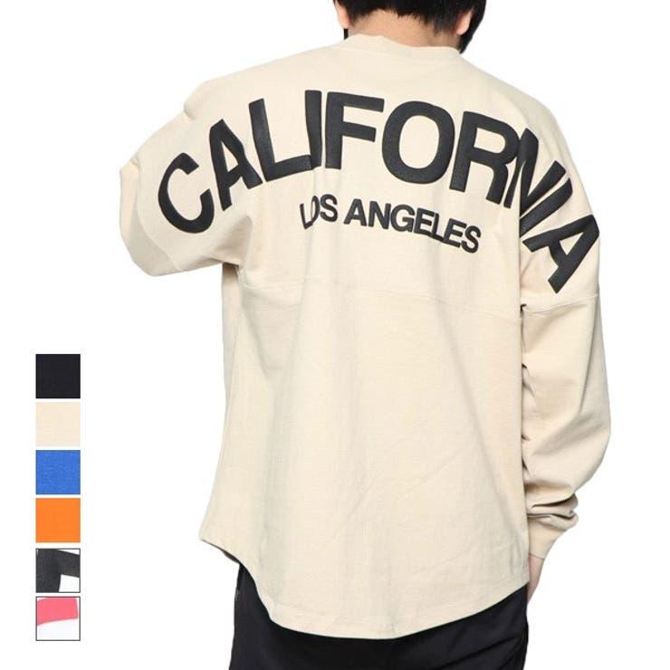 Tシャツ カットソー クルーネック | Style Block MEN | 詳細画像1