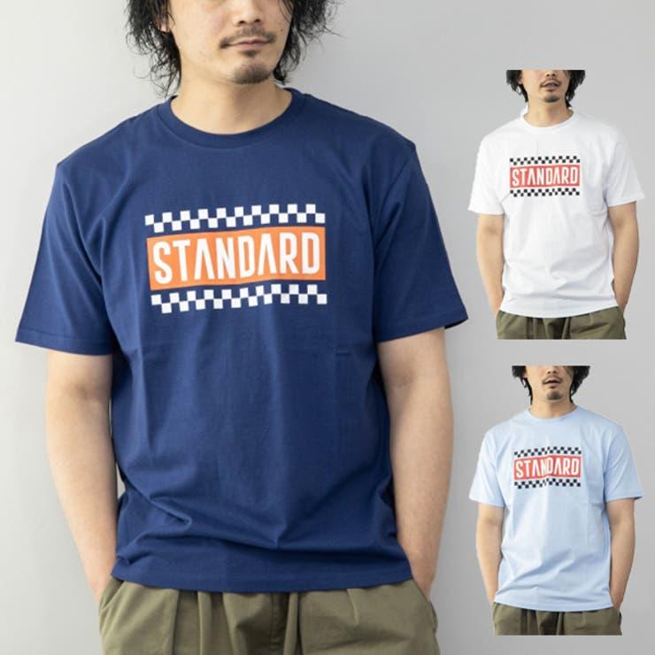 Tシャツ カットソー ロゴ | Style Block MEN | 詳細画像1
