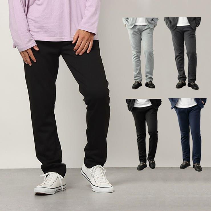 イージーパーツ テーパードパンツ ポンチ | Style Block MEN | 詳細画像1