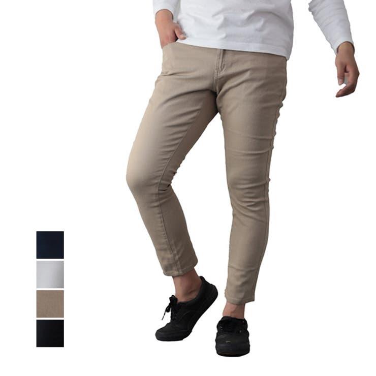 チノパン スキニーパンツ メンズ | Style Block MEN | 詳細画像1
