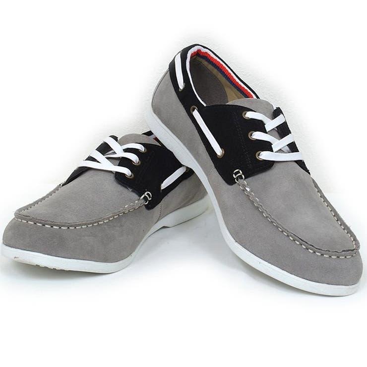 Style Block MENのシューズ・靴/デッキシューズ | 詳細画像