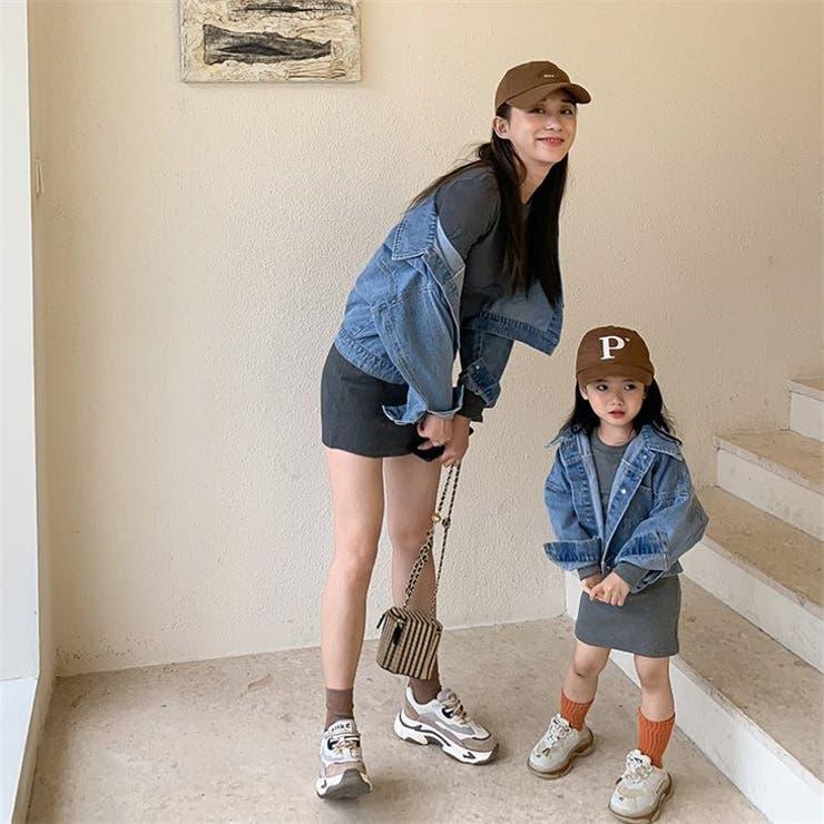 韓国ファッション 特別企画 親子ペア | SUGAR BISKET | 詳細画像1