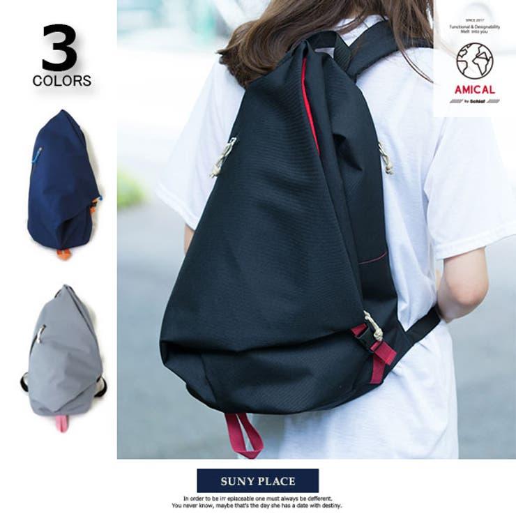 SUNY PLACE のバッグ・鞄/リュック・バックパック | 詳細画像