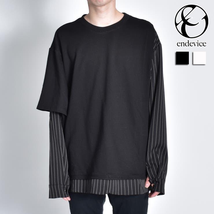 Tシャツ メンズドッキング endevice ESWT-002 | SVEC | 詳細画像1