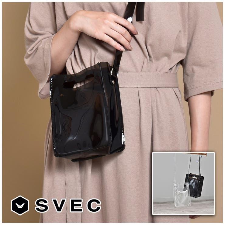 バッグ メンズ PVC ミニトート NXL0691-CP   SVEC   詳細画像1