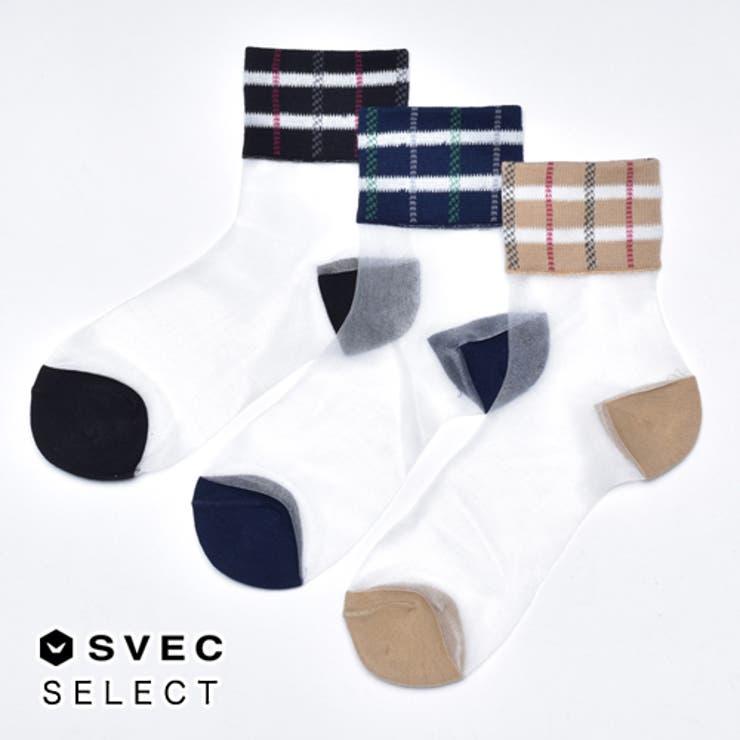 SVEC WOMENのインナー・下着/靴下・ソックス   詳細画像