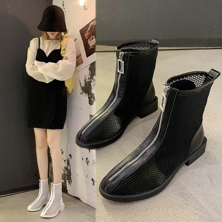 SVEC WOMENのシューズ・靴/ショートブーツ   詳細画像
