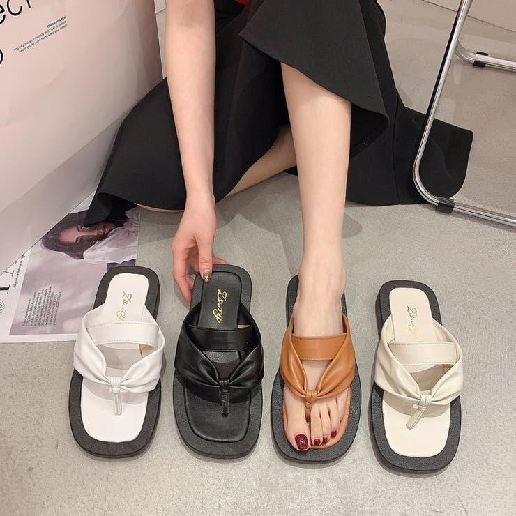 SVEC WOMENのシューズ・靴/トングサンダル | 詳細画像