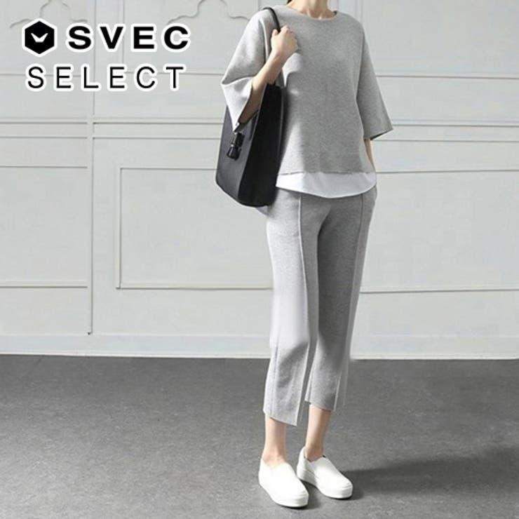 SVEC WOMENのルームウェア・パジャマ/部屋着   詳細画像