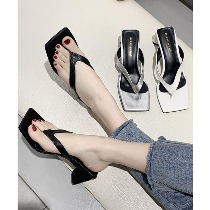 SVEC WOMENのシューズ・靴/トングサンダル   詳細画像
