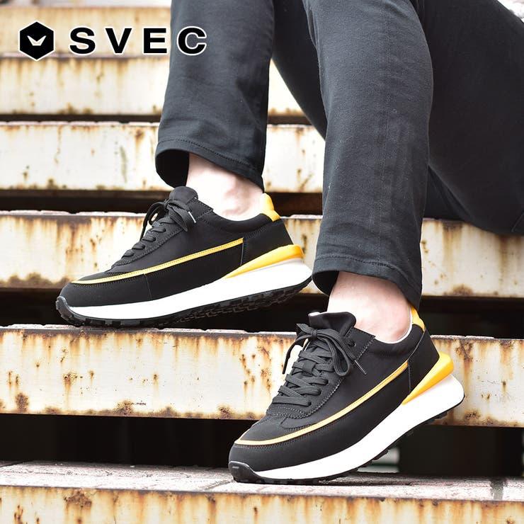 スニーカー メンズ 厚底 SPS355-1 | SVEC | 詳細画像1