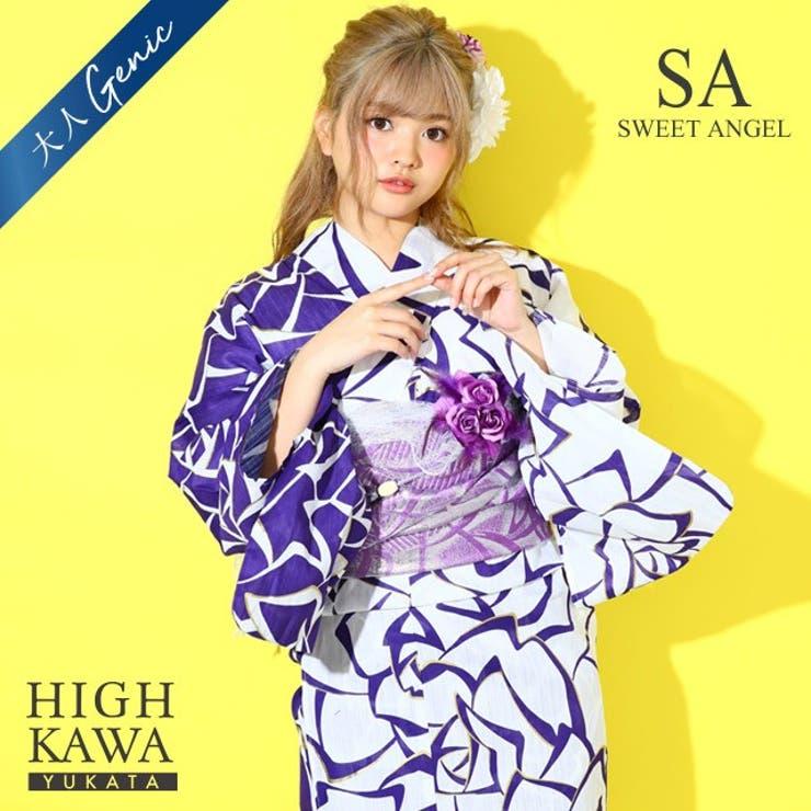 SWEET ANGELの浴衣・着物/浴衣 | 詳細画像