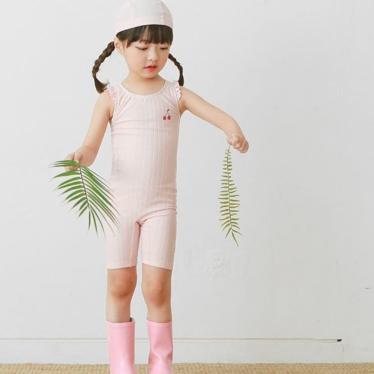 チェリーポイントスイムウェア 子供服 子供服男の子 | I Love J | 詳細画像1