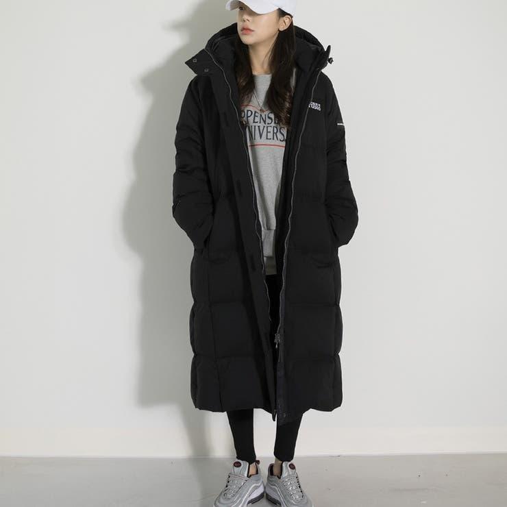 ユニセックスベンチダックダウン 韓国ファッション 韓国オシャレ   SECRETLABEL   詳細画像1