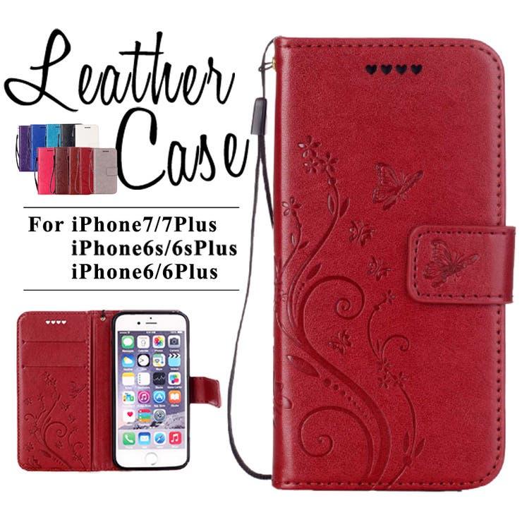 iPhone7 iPhone7 Plus iPhone6s iPhone6s Plus iPhone6 iPhone6 Plus手帳型ケース アイフォン6sプラス アイフォン6 アイフォン6s アイフォン6プラス スマホカバー 型押し ハート ストラップ付スタンド機能 可愛い 合皮 耐衝撃 カードホルダー かわいい