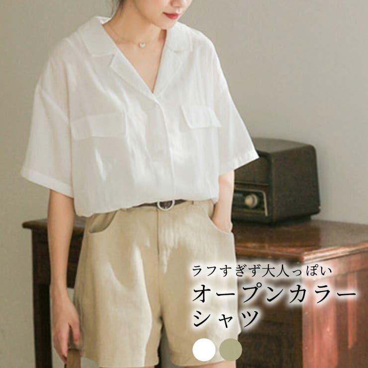 シャツ ブラウス 韓国ファッション   teddyshop   詳細画像1