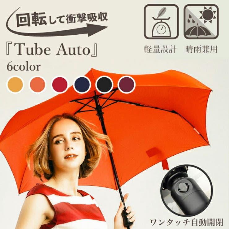 折りたたみ傘 ワンタッチ自動開閉 回転する | JPT gadget & cosme | 詳細画像1