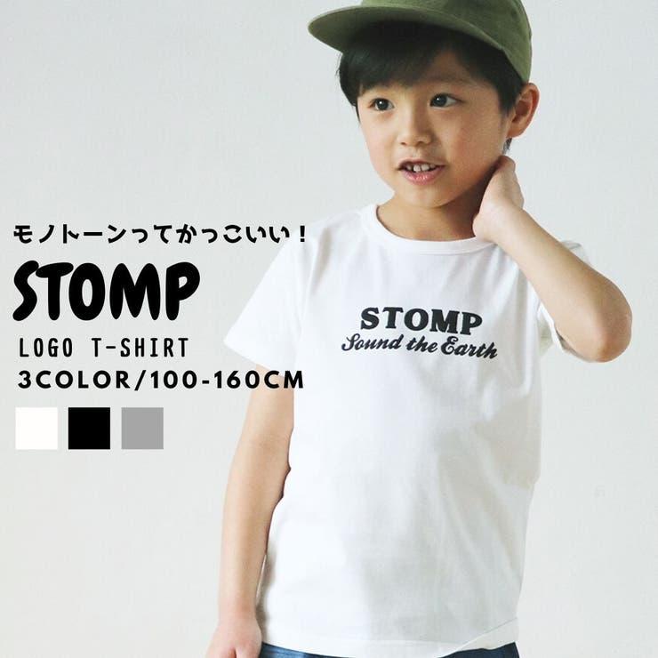 STOMP ロゴTシャツ TETEMOSH | tetemosh | 詳細画像1