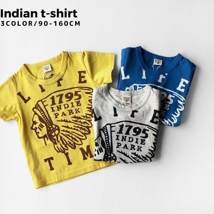 インディアンTシャツ TETEMOSH テテモッシュ   tetemosh   詳細画像1