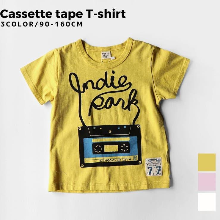 カセットテープTシャツ TETEMOSH テテモッシュ   tetemosh   詳細画像1