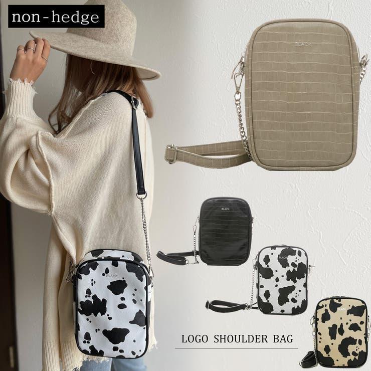 non-hedge のバッグ・鞄/ショルダーバッグ | 詳細画像