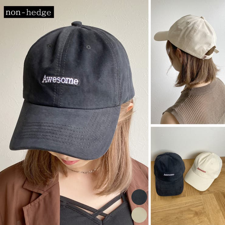 ロゴCAP レディース ファッション   non-hedge    詳細画像1