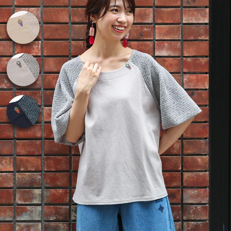 ファブリックTシャツ kwcca008 チチカカ | チチカカ | 詳細画像1
