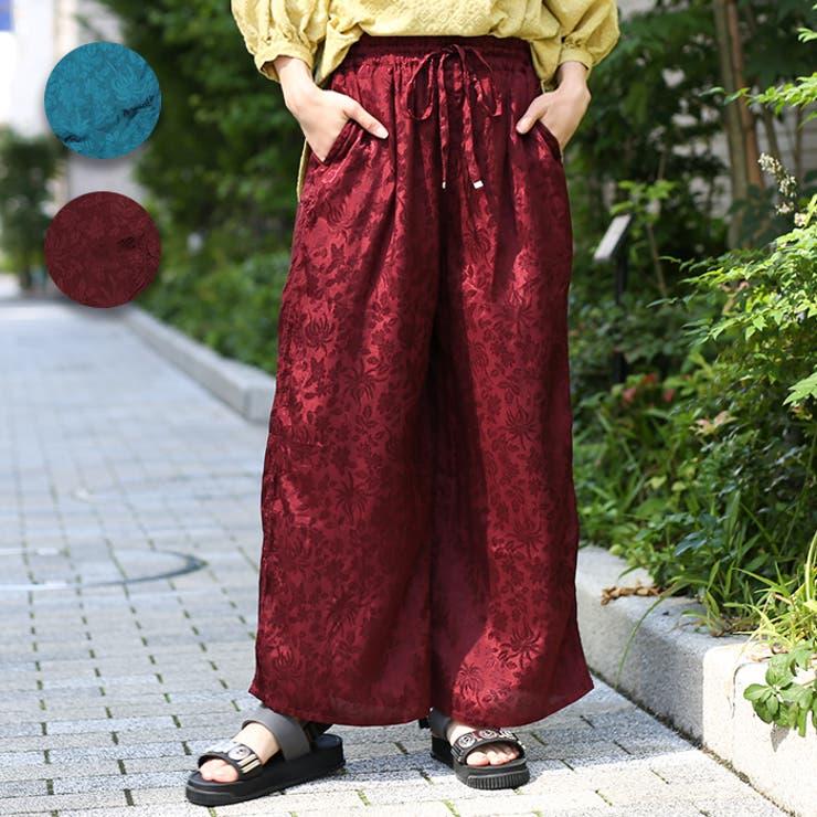 パンツ ズボン ボトムス | チチカカ | 詳細画像1