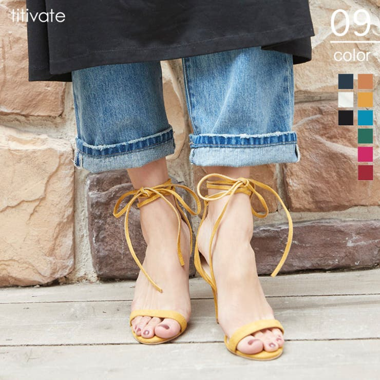 titivateのシューズ・靴/サンダル   詳細画像
